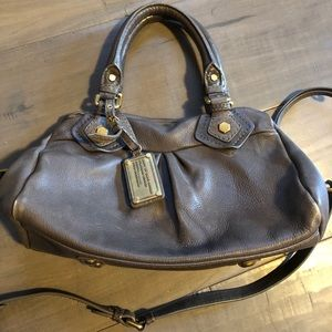 Marc Jacobs Classic Q Baby Groovy Satchel -Taupe